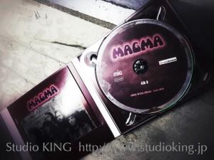 マグマのライブ盤