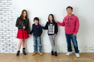 ファミリーフォト・家族写真は香川県三豊市・キング写真館