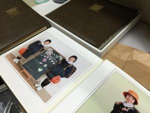 香川県・キング写真館のファミリーフォトアルバム