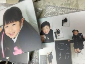 入園・入学記念写真の撮影は香川県三豊市・キング写真館へ。