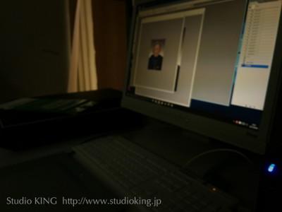 肖像写真撮影、作製は三豊市・キング写真館へ。