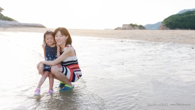 家族写真撮影は香川県三豊市・キング写真館