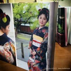 成人式の振袖撮影は香川県三豊市・キング写真館
