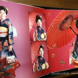 成人式の振袖撮影は香川県三豊市・キング写真館へ。