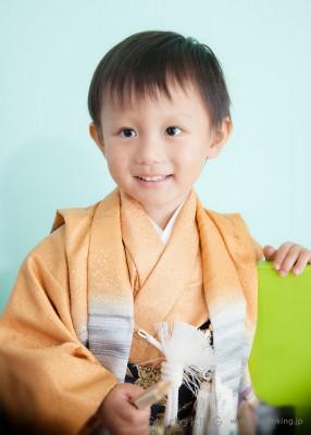 七五三撮影は香川県三豊市・キング写真館へ。