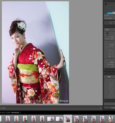 成人式の撮影は香川県三豊市・キング写真館へ。