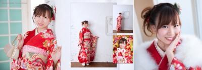 成人式の記念撮影は香川県三豊市・キング写真館へ。