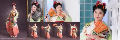 成人式の撮影は香川県三豊市・キング写真館へ