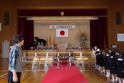 入学記念写真の撮影は香川県三豊市・キング写真館