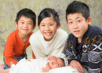 ファミリー・フォト、家族写真