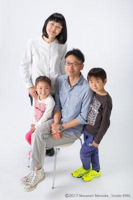 家族写真・ファミリーフォト