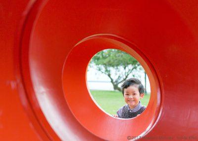 子供写真のロケーション撮影