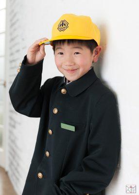 入園・入学記念写真